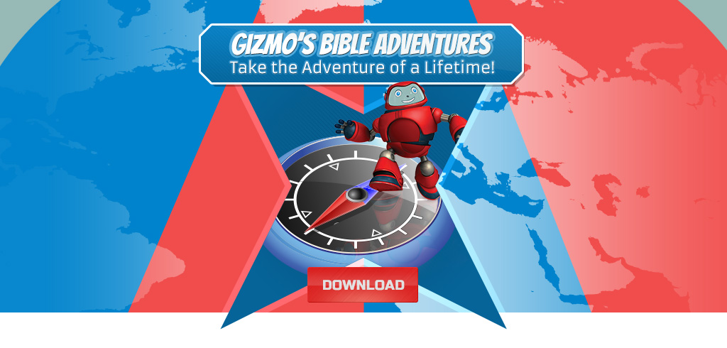 Gizmo's Bible Adventures