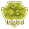Earned 10000 SuperPoints
