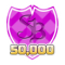 Earned 50,000 SuperPoints