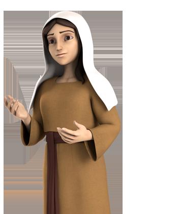 Mary (Marthas Sister)