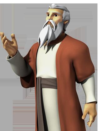 Moses (Caleb and Joshua)