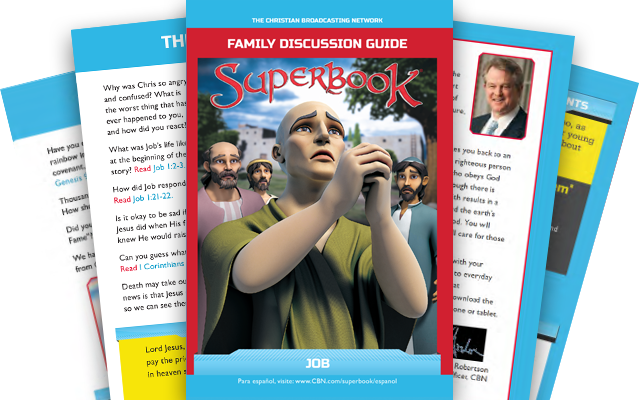 Job - Family Discussion Guide