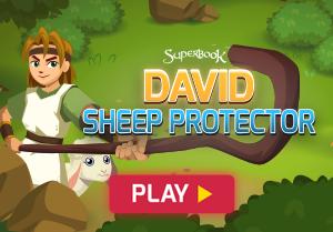 David, Sheep Protector