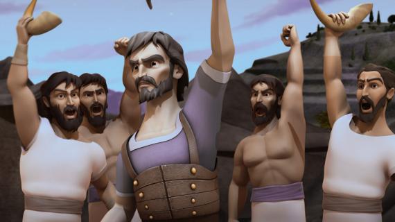 Гедеон собирает войска