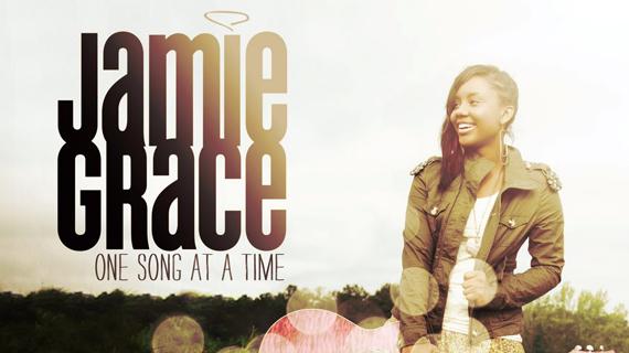 Jamie Grace Sings
