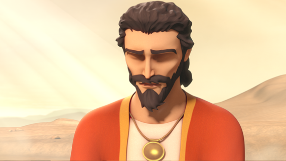 Regele Solomon cere înțelepciune