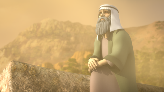Бог обращается к Ною