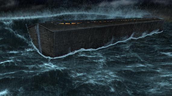 The Flood Begins