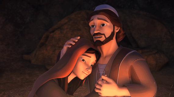 یوُسَف اور مَریم